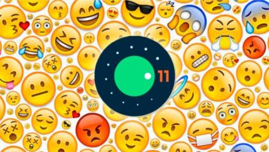 Photo of Don't Miss! Emoticons that will arrive with Android 11