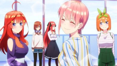 Photo of Gotoubun no Hanayome 2 reveals a preview of its second episode