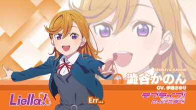 Photo of Love Live! Superstar!! posts Sumire Heanna's video presentation