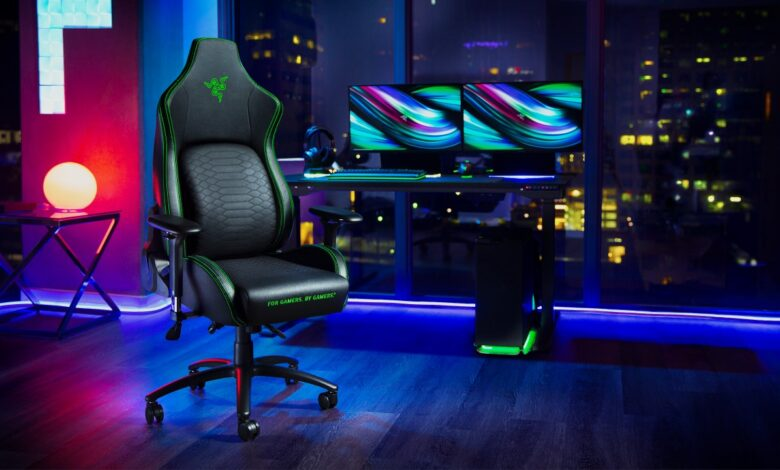 Razer-gaming-chair