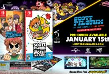 Photo of Scott Pilgrim vs. The World will have a physical version & special
