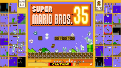 Photo of Super Mario Bros. 35 gives an attractive prize in its new global challenge