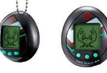 Photo of Tamagotchi of Rei Ayanami and Evangelion characters to launch