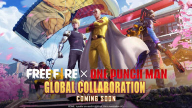 Photo of El Perro Bermúdez will narrate a One Punch Man-themed Free Fire tournament
