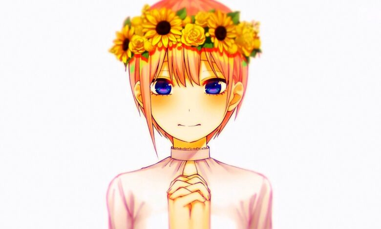 sweet-anime-with-flowers-on-head