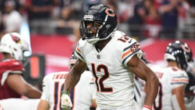 Photo of Report: Bears and Allen Robinson haven't discussed a new contract since September