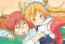 Photo of Kobayashi-san Chi no Maid Dragon reveals first trailer for 2nd season