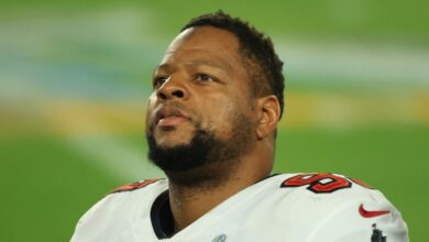 Photo of Ndamukong Suh: I want to return to the Buccaneers and win another championship
