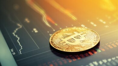Photo of Bit coin price: BTC drops 3% to trade below $ 56,000