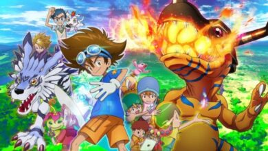 Photo of Digimon Adventure reboot reveals new promo image