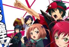 Photo of The anime Hataraku Maou-sama! will have second season