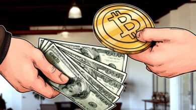 Photo of In full correction of the price of bitcoin, the Cash platform imposes restrictions on the withdrawal of funds