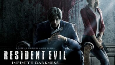 Photo of Resident Evil: Infinite Darkness anime to premiere in July