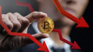 Photo of Bitcoin dominance drops to 40% and approaches all-time lows