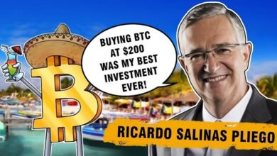 Photo of Strong endorsement of bitcoin from one of the richest men in Mexico