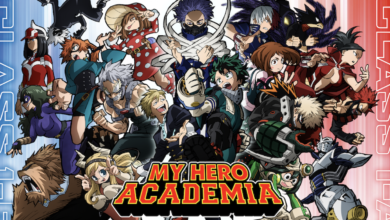 Photo of Boku no Hero Academia 5 surpasses 1,900 sales with first Blu-ray
