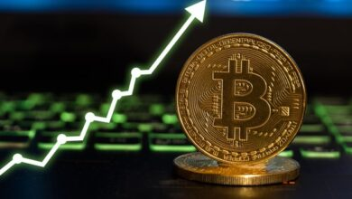 Photo of Bitcoin price jumps 12% and targets $ 40,000 barrier