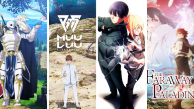 Photo of Crunchyroll Announces New Licenses for Upcoming Animation Projects