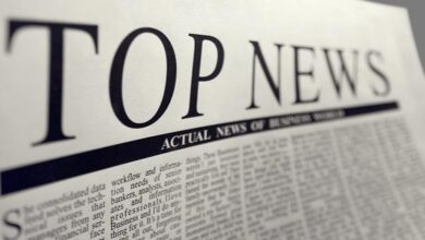 Photo of Top News Headlines From 20 September 2021