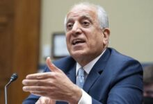 Photo of US envoy for Afghanistan Zalmay Khalilzad steps down from position