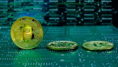 """Photo of Bitcoin price kicks off """"October"""" with a jump of 10% and surpasses USD 47,00"""
