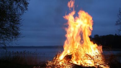 Photo of What does it mean to dream of fire?: know the hidden interpretations