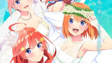 Photo of Gotoubun no Hanayome to reveal more details of his upcoming film this month